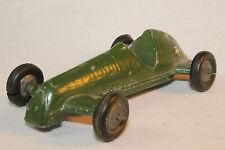 1950's Timpo Toys Green Racing Car, Star Decal, Original