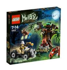 Lego Monster Fighters The Werewolf 9463 New Sealed Retired 2012 released 243 pcs