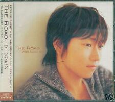 Woo Sung-min - The Road - Japan CD-NEW K-POP KOREA-POP