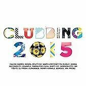 Various Artists - Clubbing 2015 (2xCD)