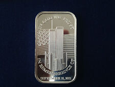 2001 In Rememberence Of Error Silver Art Bar  P1746