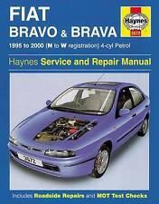 Fiat Bravo & Brava Petrol (95 - 00) Haynes Repair Manual (Haynes Service and Rep