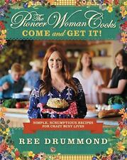 Pioneer Woman Cooks: Recipes for a Crazy Busy Life by Ree Drummond (2017,...