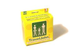 TravelJohn Portable Urinal- Wee bag: 4 Packs of 3