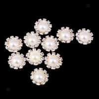 B550 Spary Laser Flower Black Mother of Pearl Shell Buttons Sewing 25mm 10pcs