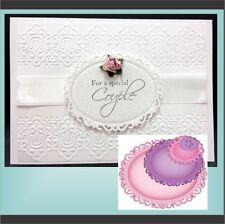 Floral Ovals die set - Spellbinder Dies S4-356 Wedding All Occasion Elegant