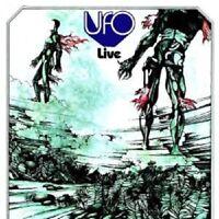 """UFO """"LIVE"""" CD DIGIPACK NEW!"""
