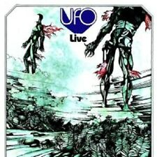 "UFO ""LIVE"" CD DIGIPACK NEW!"