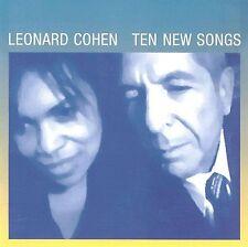 LEONARD COHEN - TEN NEW SONGS - CD SIGILLATO 2001