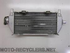 03 RM250  RM 250 Right  radiator with cap      38