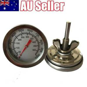 Bimetal BBQ Thermometer Oven Stainless Steel Thermometer Barbecue Thermometer