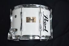 Pearl Competitor Traditional Marching Snare Drum 14 x 12 in. White