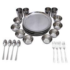 Czar 24 Pcs Stainless Steel Economy Dinner Set