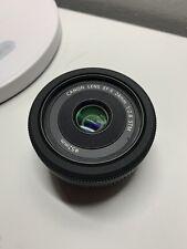 Canon EF-S 24mm f/2.8 STM Lens for Canon Digital SLR Cameras
