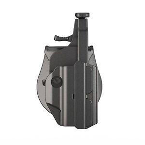 Orpaz T41 Compatible w/ Sig Sauer P320 Holster OWB Adjustable & Modular, Paddle