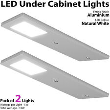 5W LED Kitchen Cabinet Low Profile/Slim Panel Light & Driver Kits – Natural/Cool