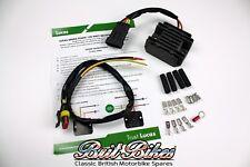 Lucas 12V 120W Single Phase Rectifier Regulator - BSA Norton Triumph etc SPR120W