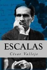 Escalas by César Vallejo (2016, Paperback)