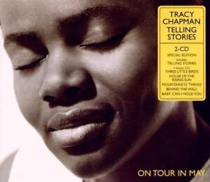 Tracy Chapman | 2 CD | Telling stories (2000)