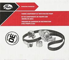 Gates 99-00 Honda Civic / 96-97 Civic Del Sol Timing Belt Component Kit w/ Water