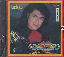 Roberto Verduzco Unidos CD Nuevo New Sealed Ex Industria del amor