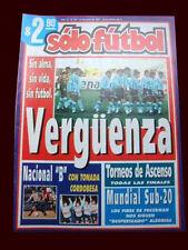 SOCCER COPA AMERICA BOLIVIA 1997 - Solo Futbol magazine