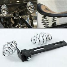 "Motorcycle Solo Seat 3""Spring Bracket Mounting Kit For Harley 883 Chopper Bobber"