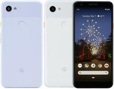 Google Pixel 3a XL G020C 64GB Unlocked CDMA + GSM Android 4G LTE Smartphone