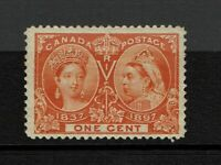 Canada SC# 51, Mint Hinged, Hinge Remnant, gum creases - S11373