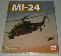 Normann: MI-24 Russische Kampfhubschrauber Handbuch Fotos Bilder Buch Neu!