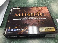 ASUS LGA1151 B250 mining Expert Motherboard 19 slots New