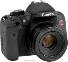 MINT Canon EOS Rebel T6i 24.2MP DSLR Camera + 50mm STM Lens (2 LENSES) 0591C001