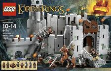 BRAND NEW SEALED LEGO 9474 THE BATTLE OF HELM'S DEEP LORD OF THE RINGS