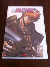BLEACH 01 - CAPITULOS 1 A 4 - 1 DVD - 100 MIN - NUEVO EMBALADO - NEW JONU MEDIA