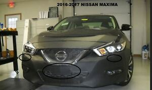 Lebra Front End Mask Cover Bra Fits NISSAN MAXIMA 2016-2018