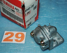 pompe d'enrichissement de carburateur Yamaha YFM 600 GRIZZLY 4WV-14940-00 neuf