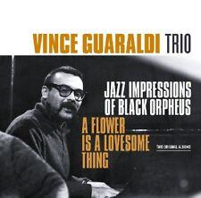 Vince Trio Guaraldi-Jazz Impressions of Black Orpheus CD NUOVO
