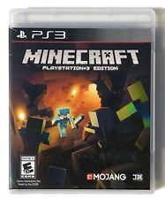 Minecraft Playstation 3 Edition PS3 - FREE SHIPPING