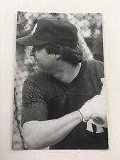 Bobby Murcer (1983) New York Yankees Vintage Baseball Postcard NYY
