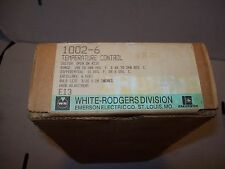 NIB EMERSON WHITE RODGERS 1002-6 100-500F TEMPERATURE CONTROL P1571