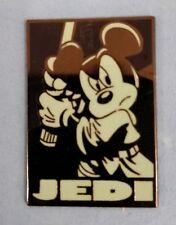 Disney trade pin Star wars Mickey jedi (I COMBINE THE P&P)