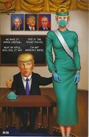 Notti & Nyce #8 TRUMP Homage  Nice  ERROR  Ltd. Ed. 20  Comic Book
