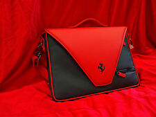 Genuine Ferrari Borsa Laptop Rossa