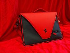 Genuine Ferrari Borsa Laptop Rossa