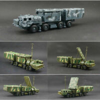 1/72 BATTLEField Russian china S-300 SA-10 air defense missile radar vehicle
