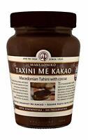 Macedonian Greek Tahini with Cocoa 350g glass jar