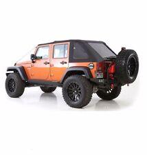 Smittybilt 9083235 Bowless Combo Top for 07-17 Jeep JK Wrangler 4 Door