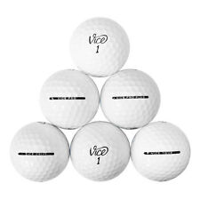 12 Vice Mix Mint AAAAA Recycled Used Golf Balls