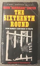 The Sixteenth Round : From Number 1 Contender to Number 45472 by Rubin Carter...