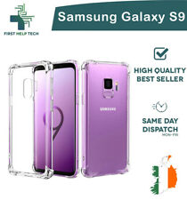For Samsung Galaxy S9 Case Cover ShockProof Soft Bumper Case Clear TPU Silicone